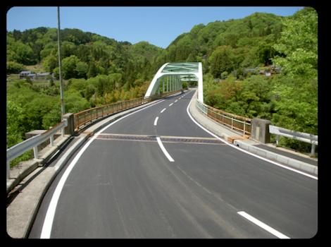 天竜公園阿智線 長瀞橋