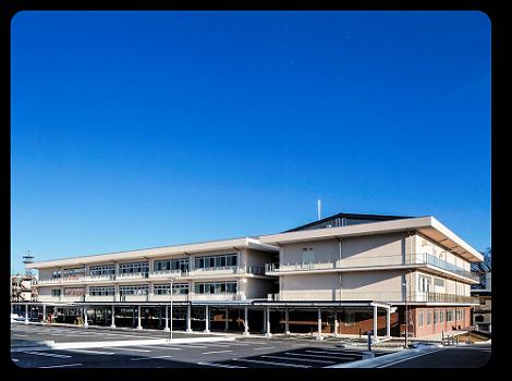 飯田市新庁舎